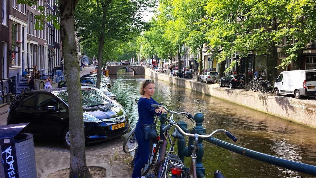 Amsterdamissa